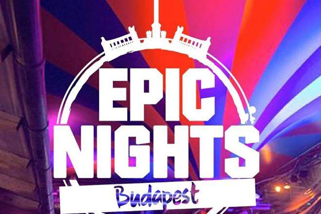 Epic Nights Budapest, Budapest, Hungary