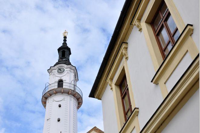 Fire Tower (Tuztorony), Veszprem, Hungary