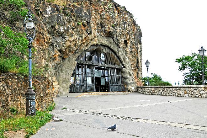 Gellert Hill Cave, Budapest, Hungary