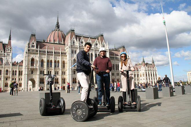 GetSegway Tours Budapest, Budapest, Hungary