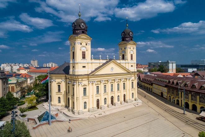 Great Church (Nagytemplom), Debrecen, Hungary