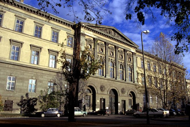 Hungarian Natural History Museum, Budapest, Hungary
