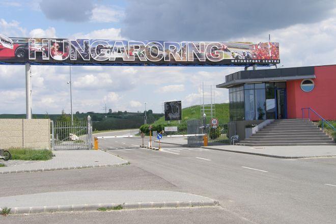 Hungaroring, Mogyorod, Hungary