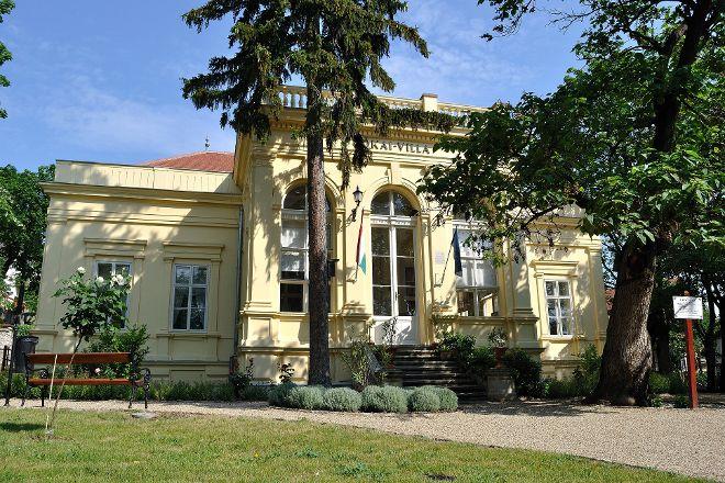 Jokai Mor Memorial House, Balatonfured, Hungary
