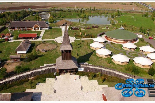 M3 Archeopark, Polgar, Hungary