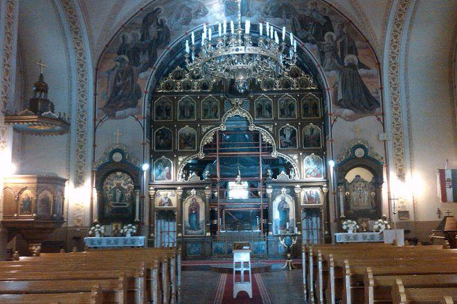 Miskolc Greek Catholic Cathedral of Assumption, Miskolc, Hungary