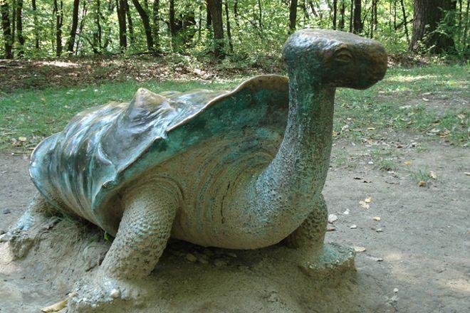 Miskolc Zoo and Culture Park, Miskolc, Hungary