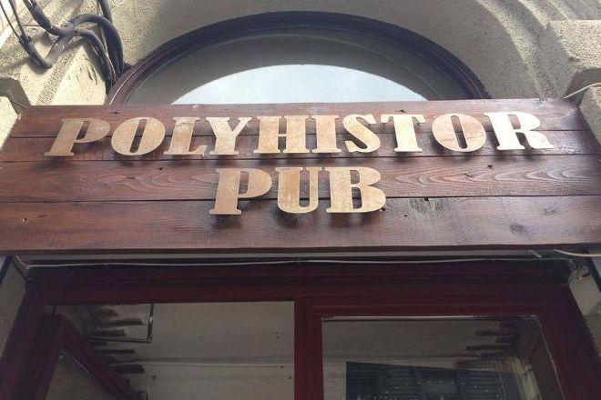 Polyhistor Pub, Budapest, Hungary