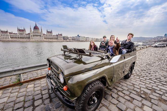 Retro-tour, Budapest, Hungary
