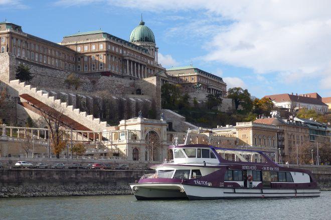 Silverline Cruises, Budapest, Hungary