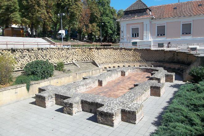 Sopianae cemetery at Pecs, Pecs, Hungary
