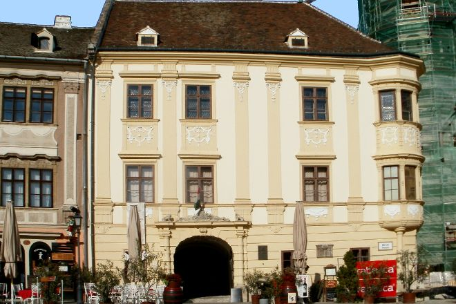 Storno-haz, Sopron, Hungary