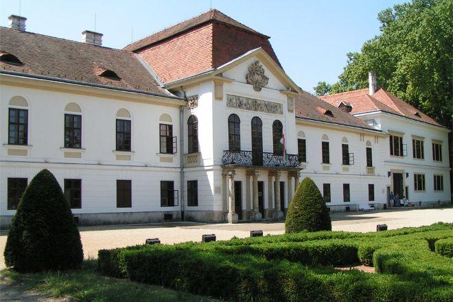 Szechenyi Mansion, Nagycenk, Hungary