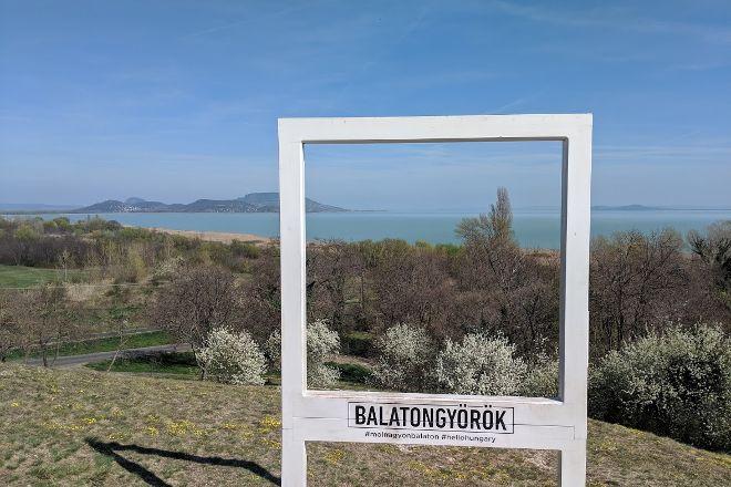 Szep Look-out, Balatongyorok, Hungary