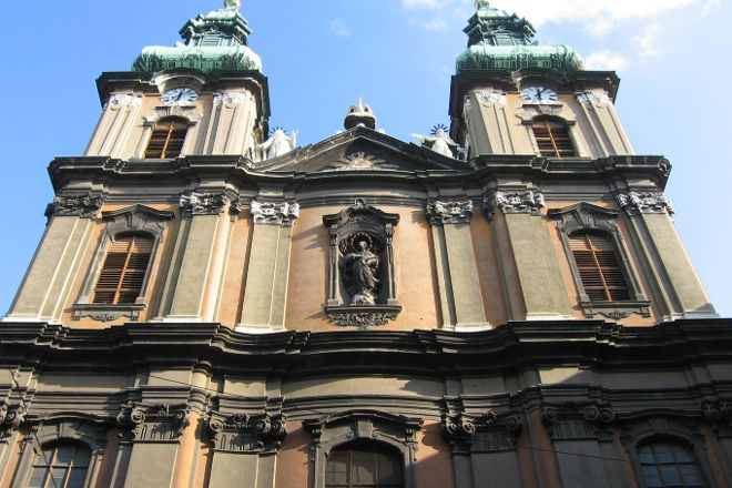 University Church, Budapest, Hungary