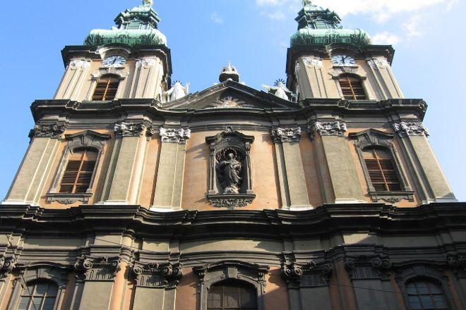 University Church, Budapest, Hungary