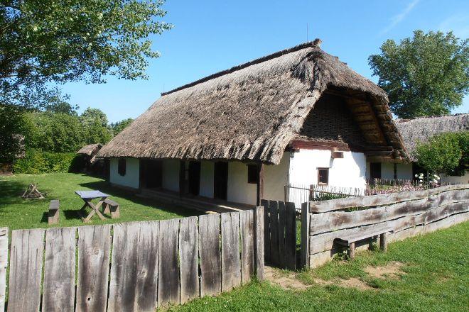 Village Museum, Szenna, Hungary
