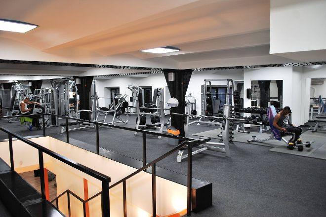 WestFit Gym, Budapest, Hungary