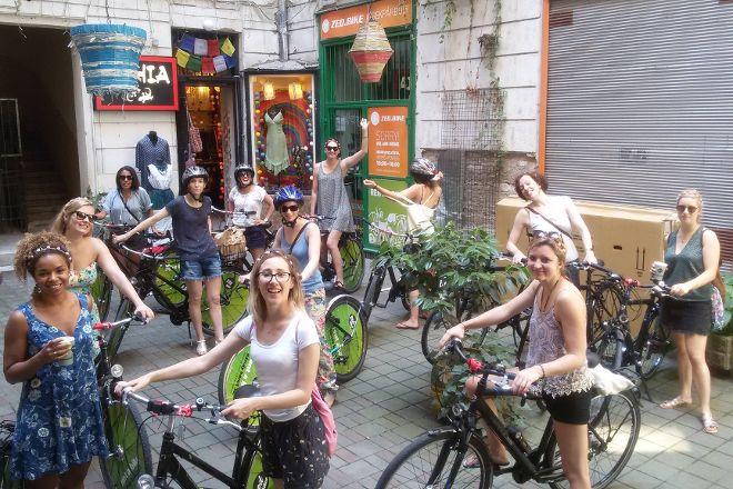 Zedbikes - Rent a bike Budapest, Budapest, Hungary