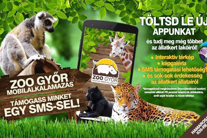 Zoo Gyor, Gyor, Hungary