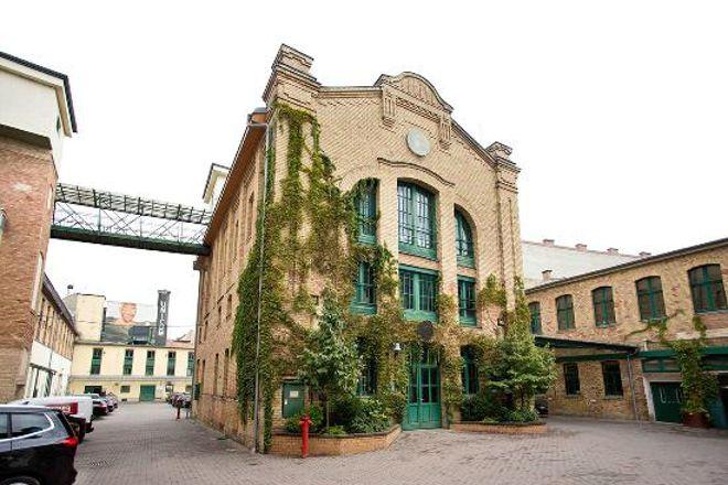Zwack Heritage and Visitors' Centre, Budapest, Hungary