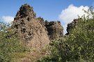 Dimmuborgir Lava Formations