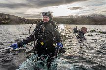 Diving Island, Reykjavik, Iceland