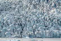 Fjallsarlon Iceberg Lagoon, Jokulsarlon, Iceland
