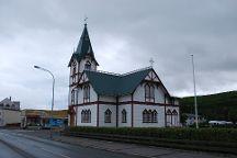 Husavikurkirkja, Husavik, Iceland