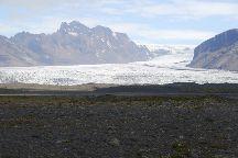 Vatnajokull, Vatnajokull National Park, Iceland