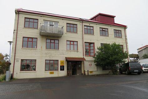 Alafoss Wool Store, Mosfellsbaer, Iceland