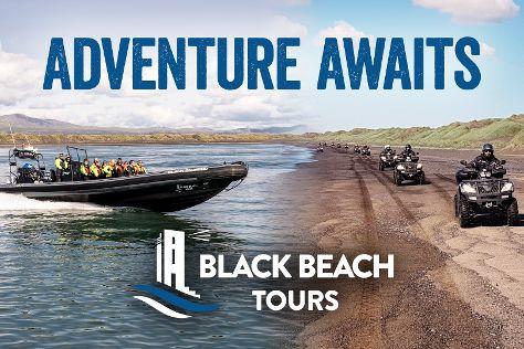 Black Beach Tours, Thorlakshofn, Iceland