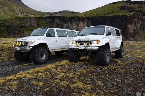 Secret Iceland, Kirkjubaejarklaustur, Iceland