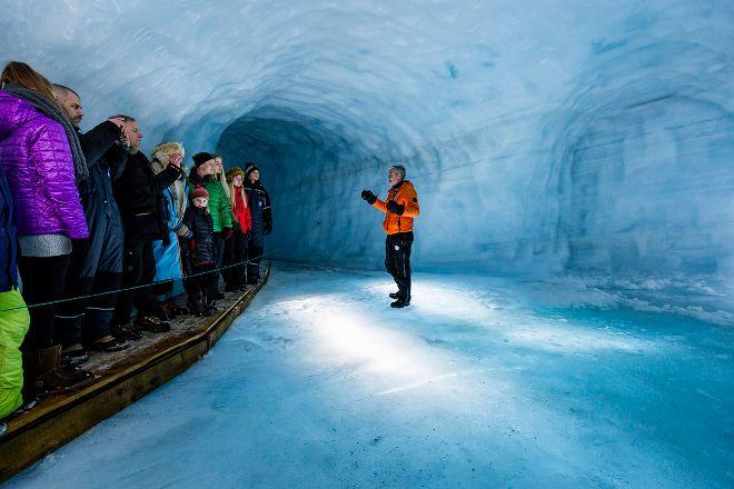 Into The Glacier, Reykjavik, Iceland
