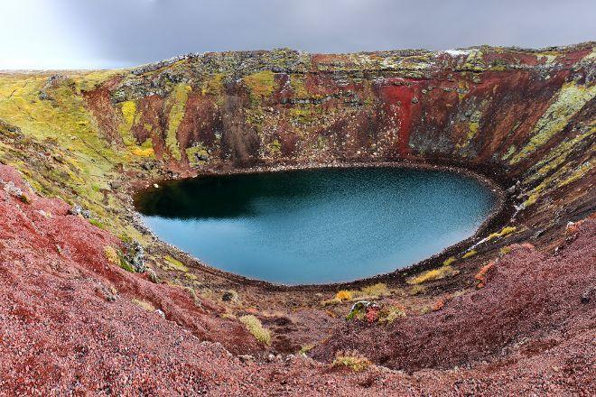 Kerið, Selfoss, Iceland