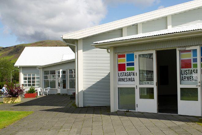 LA Art Museum - Listasafn Arnesinga, Hveragerdi, Iceland
