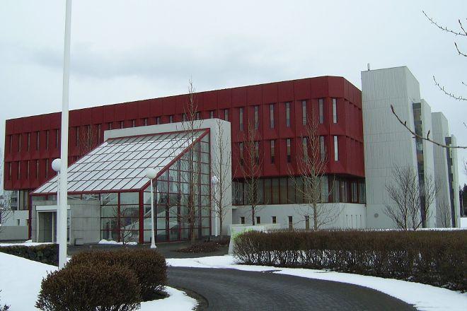 National and University Library of Iceland, Reykjavik, Iceland
