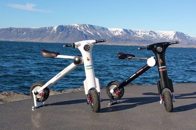 Reykjavik Smart Bike, Reykjavik, Iceland