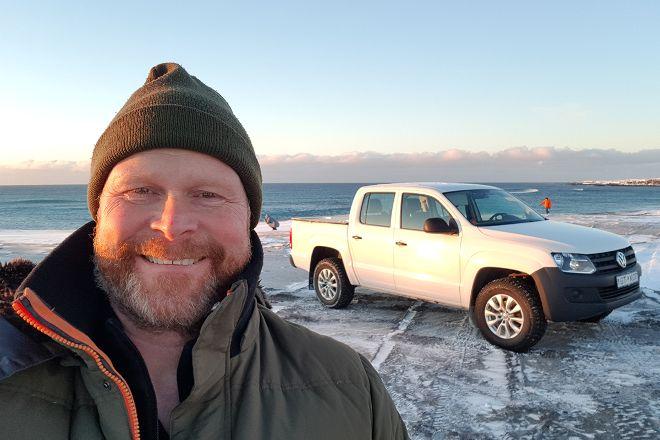 Stefan Tour Guide in Iceland, Reykjavik, Iceland