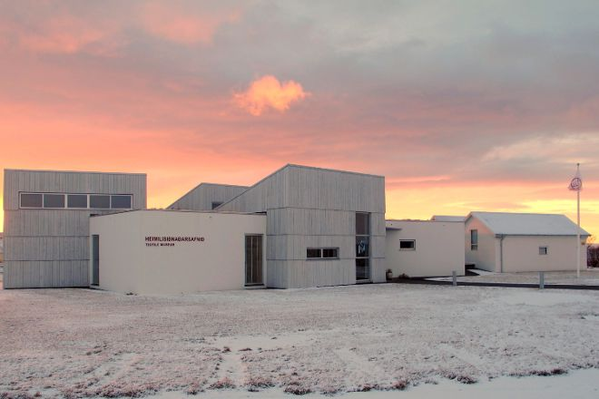 Textile Museum, Blonduos, Iceland