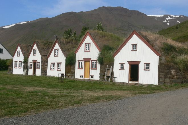 The Old Farmhouse Laufas, Akureyri, Iceland