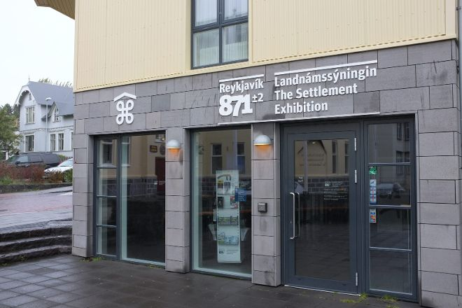 Landnámssýningin/The Settlement Exhibition, Reykjavik, Iceland