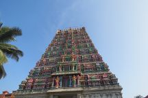 Adi Shankara Temple, Sringeri, India