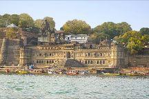 Ahilya Ghat, Omkareshwar, India