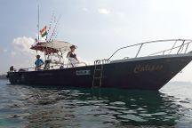 Andaman Game Fishing, Havelock Island, India