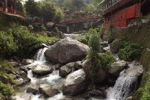 Banjhakri Water Falls, Gangtok, India