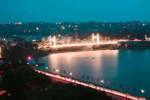 Cable Stay Bridge, Bhopal, India
