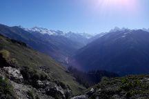 Chandrakhani Pass, Kullu, India