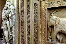 Durga Mandir Temple, Ramnagar, India