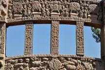 Eastern Gateway, Sanchi, India